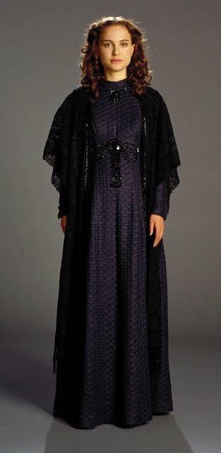 STAR WARS' STYLE - PADME AMIDALA (Natalie Portman)