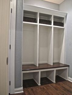 Image Result For Mudroom Boot Bench Designs