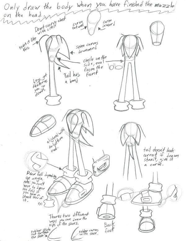 how to draw sonic part 2 sonic pinterest how to draw sonic