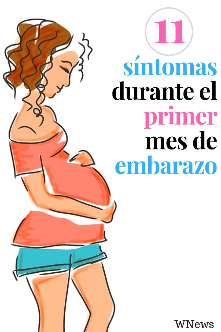 dolor lumbar primeras semanas de embarazo