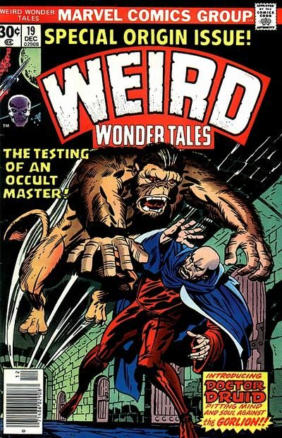 Cover by Jack Kirby!