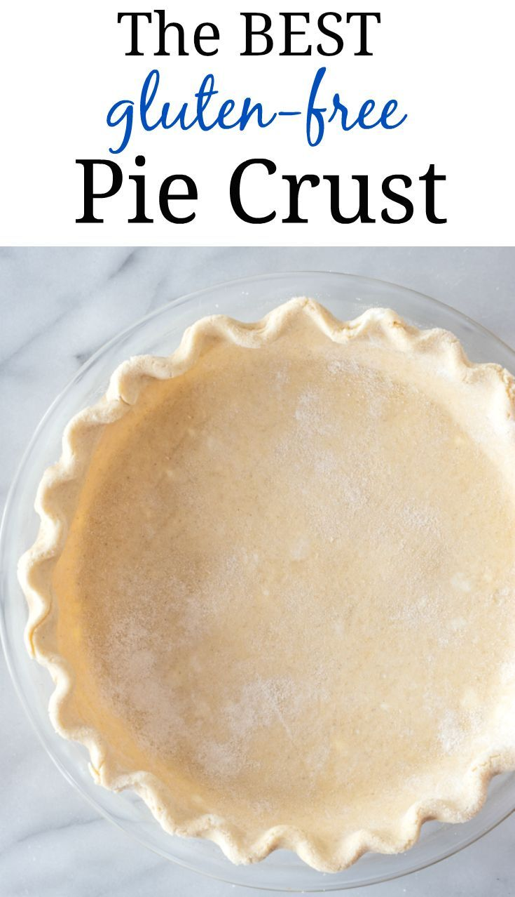 This Gluten Free Pie Crust recipe took me years of recipe testing to get just right. It is tried an