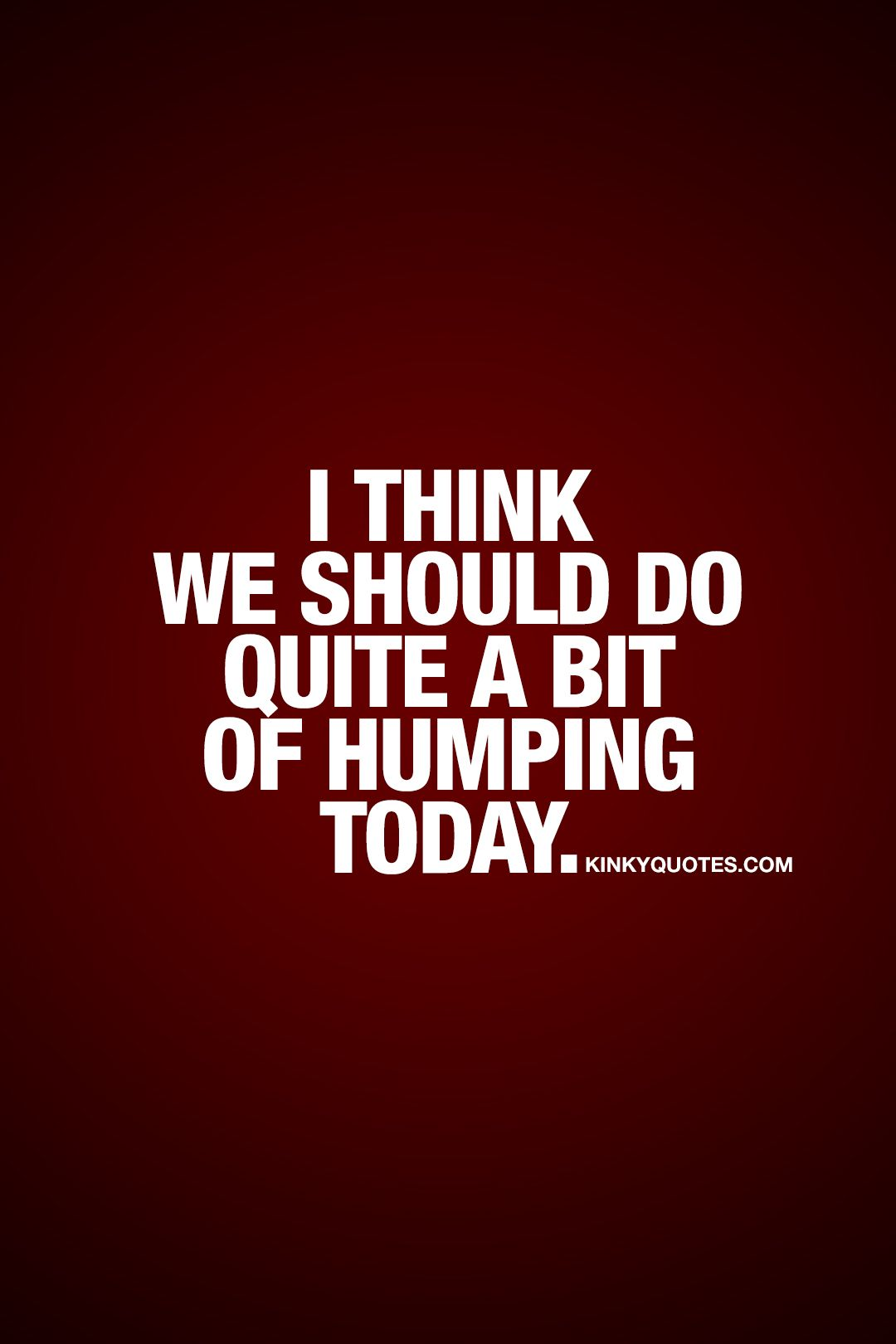 Humping Granny Good i think we should do quite a bit of humping today. ❤ you should