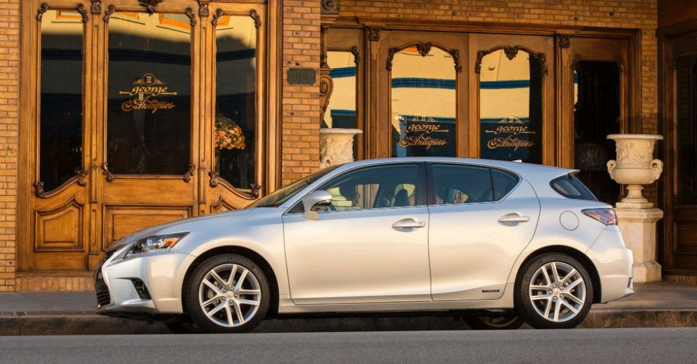 2017 Lexus Ct 200h Luxury Hybrid That S Easy To Love