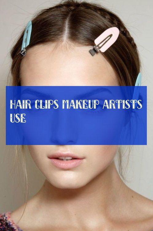 mollette per capelli truccatrici usano | Hair clips ...