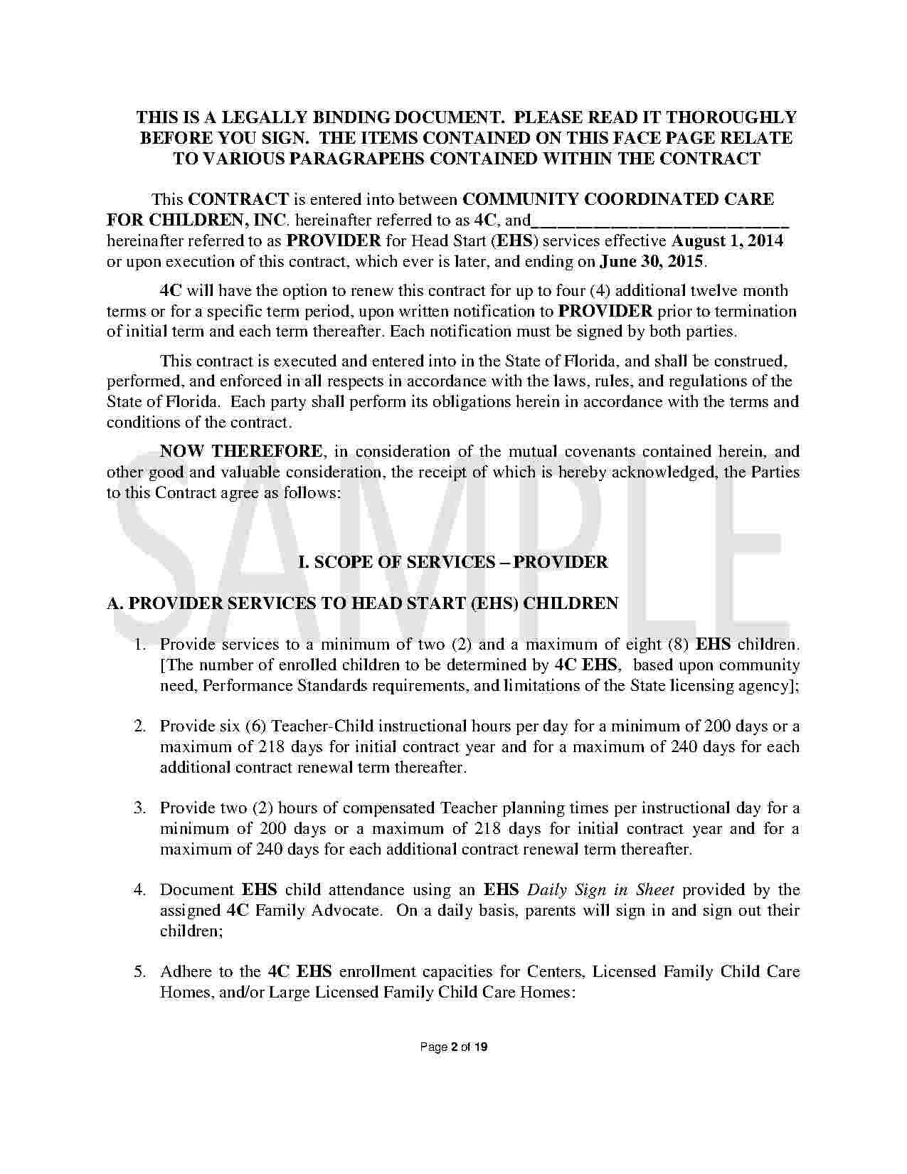Templates Home Improvement Contract Templates Hunter Contract Template Home Improvement Contract