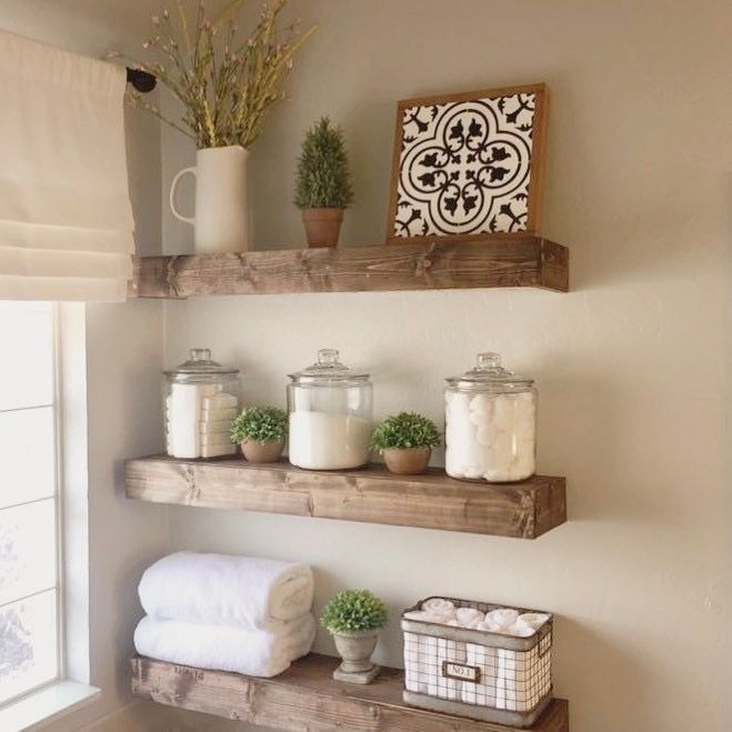 Photo of New Bathroom Shelves Ideas