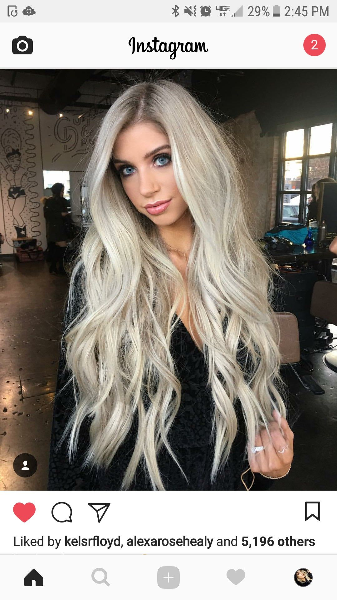 Love This Platinum N Style N Length Hair Styles Wig Hairstyles Curly Hair Styles