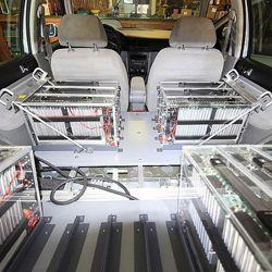 New Algorithms Lets Owners Swap Recharge Battery Modules In Electric Cars Http Bit Ly 1sbrmpj Fahrzeuge Elektro Technik