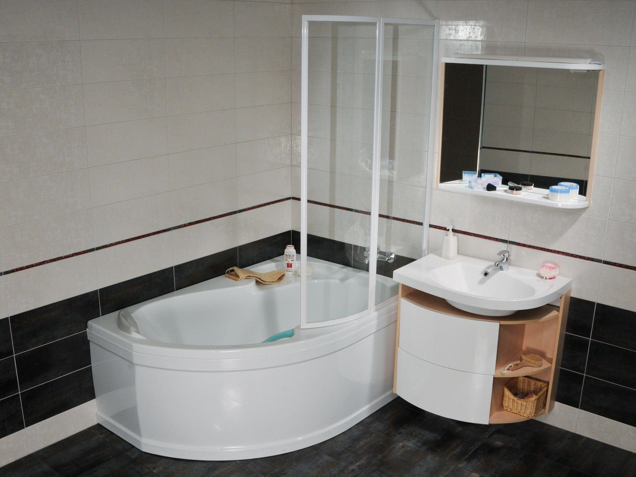 Raumspar Wanne 140 X 105 Cm Schurze Bad Design Heizung Badewanne Mit Dusche Badewanne Wanne