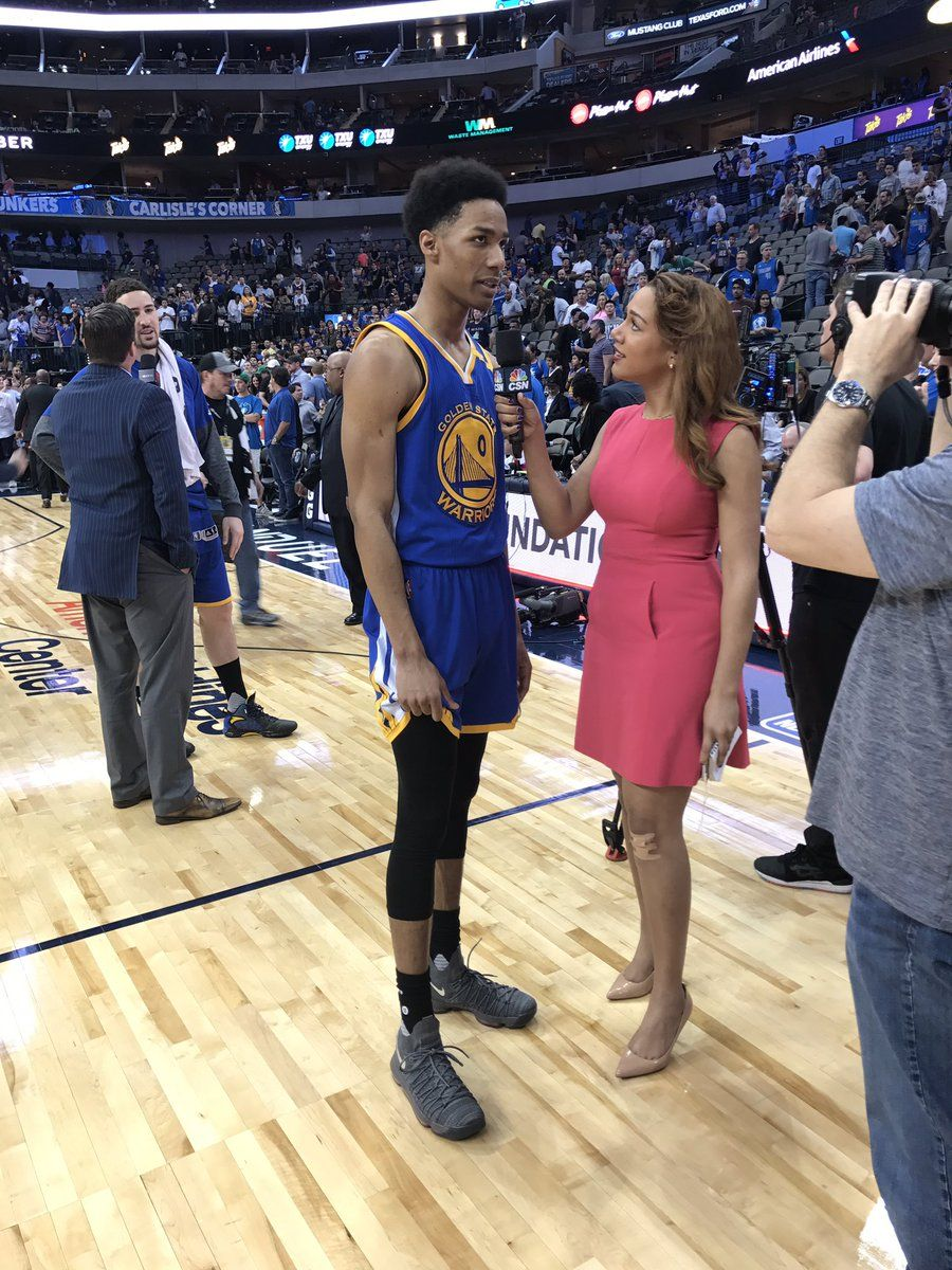 d89bc9cba79 Patrick McCaw. Find this Pin and more on Golden State Warriors ...