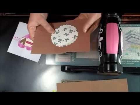 Polkkaponi - Kääntyvä kortti tavallisella stanssilla - YouTube - Flip it card with an ordinary die.