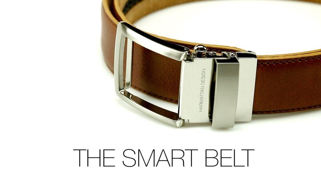 SMART BELT Kevlar® Core Indestructible & Micro Adjustment