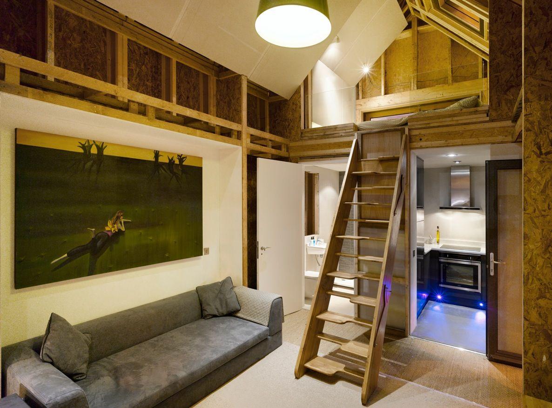 casas diminutas cada metro fue empleado de la manera mas eficiente practicidad total holahola also conrado proromant conradcec en pinterest rh ar