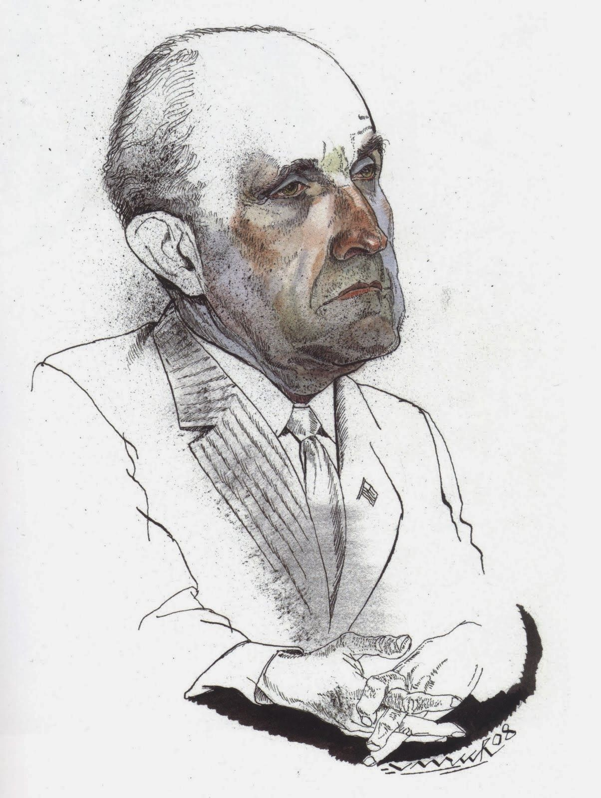 Jack Unruh Rudy Giuliani Illustration Editorial Pinterest  # Muebles Giulani