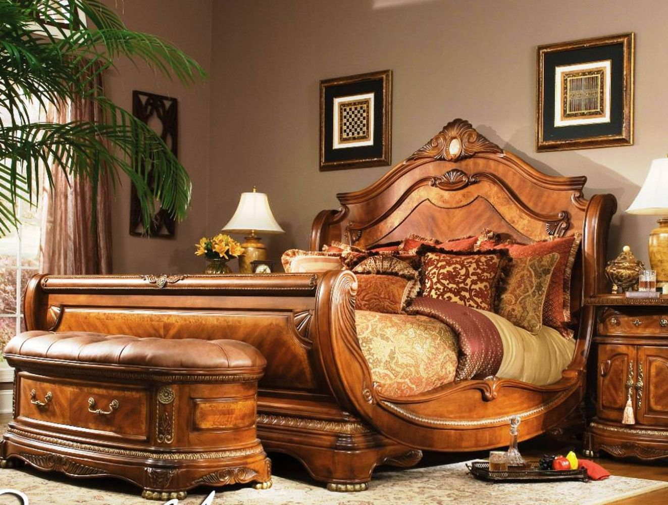 Image result for alaska king bed King bedroom furniture