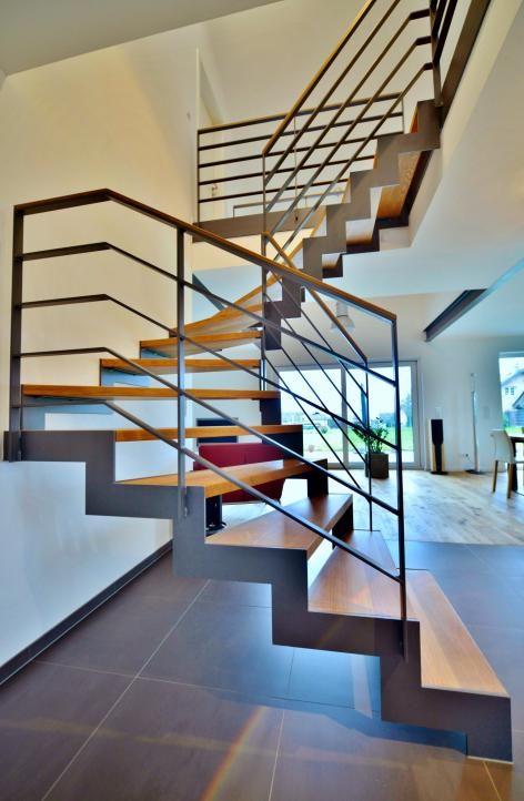 stahltreppe 08 treppenbau becker treppen inspiration pinterest stahltreppen becker. Black Bedroom Furniture Sets. Home Design Ideas