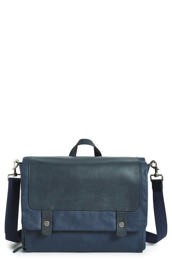 7ec46bc417e4 Skagen  Atling Navigator  Messenger Bag Briefcase