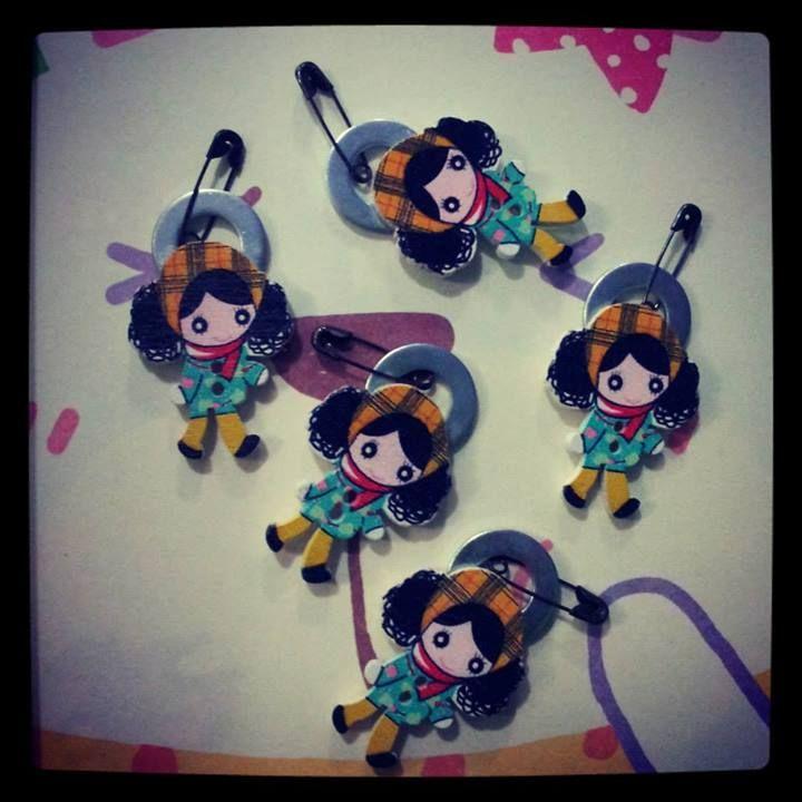cute handmade pins/brooch for sale