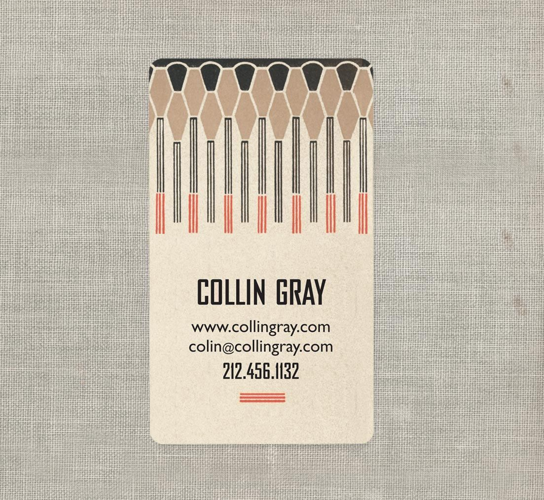 Business Cards, Art Deco Card, Calling Cards, Gifts for Him, Custom ...