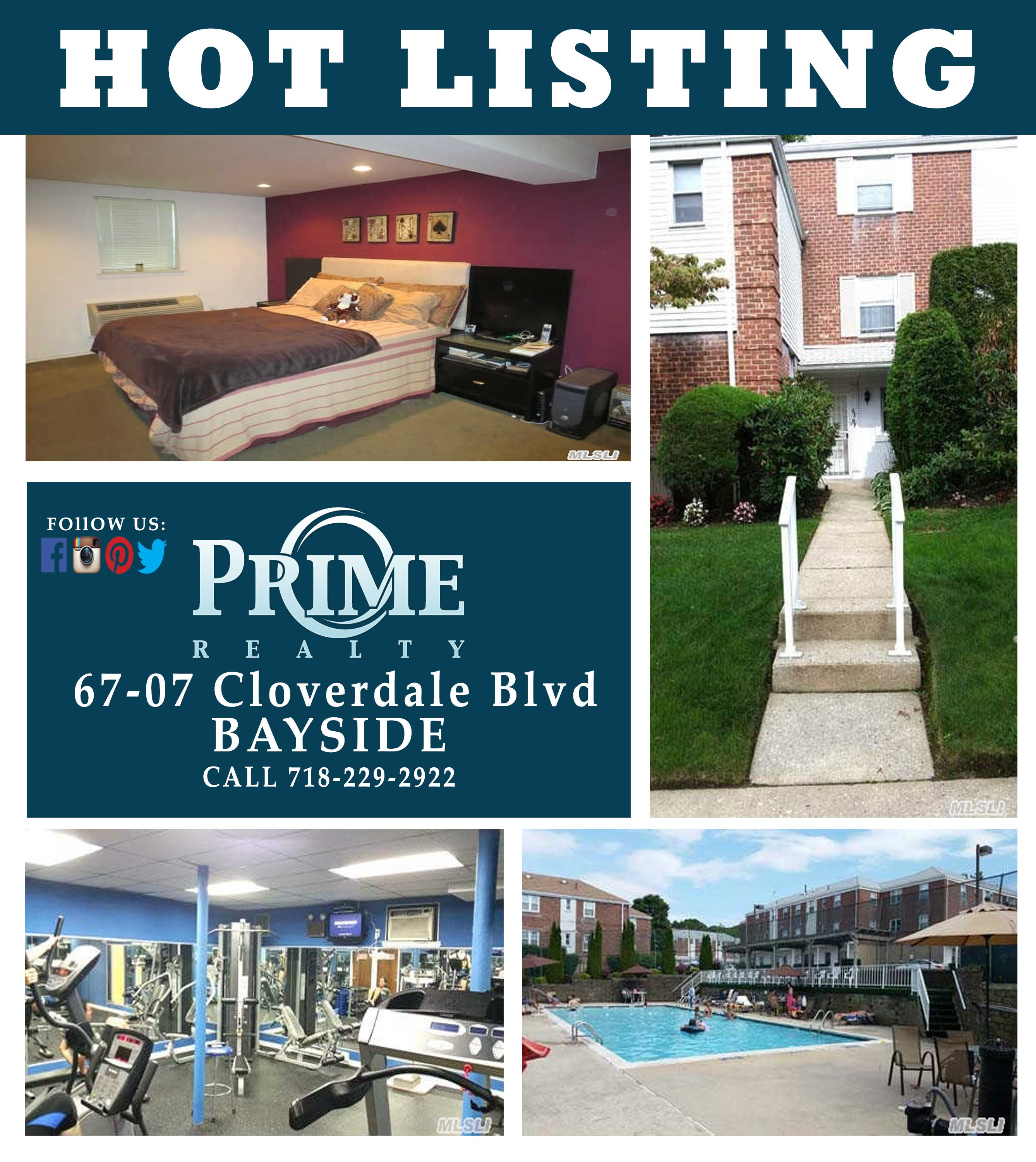 We Have A Hot Listing In Bayside Ny Great 1 Bedroom Condo In