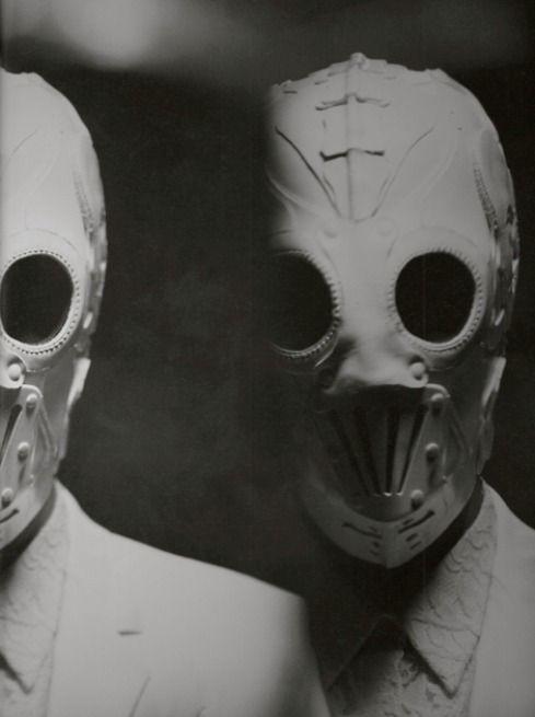 head mask gear Gay