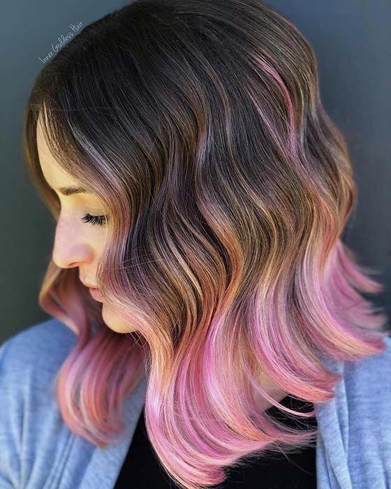23 Best Short Ombre Hair Ideas for 2019 | Ombre hair, Dark ...