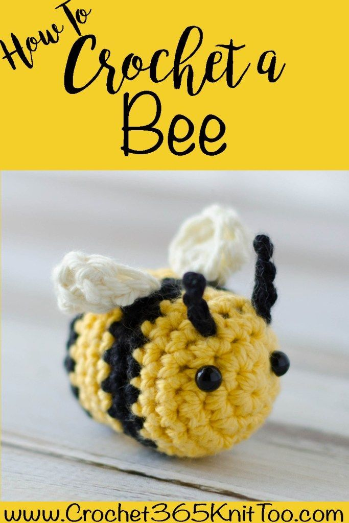 Crochet Bee | Häkelanleitung minion, Häkeln anleitung kostenlos und ...