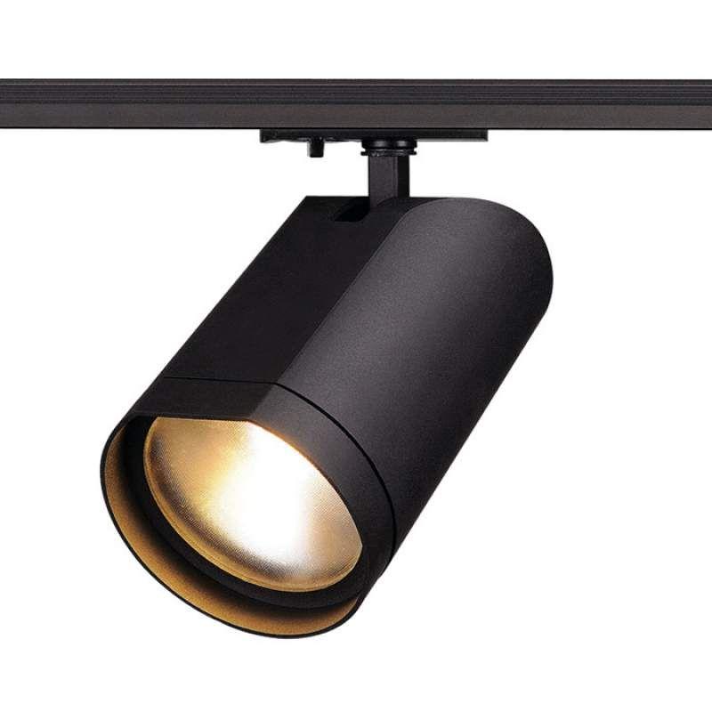 Slv Bilas Led Spot 1 Phasen Schiene Schwarz 60 In 2020 Led Spots Led Beleuchtung Decke