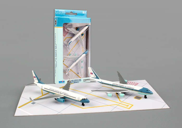 Realtoy By Daron 1 500 Scale Usaf Boeing 747 Air Force One
