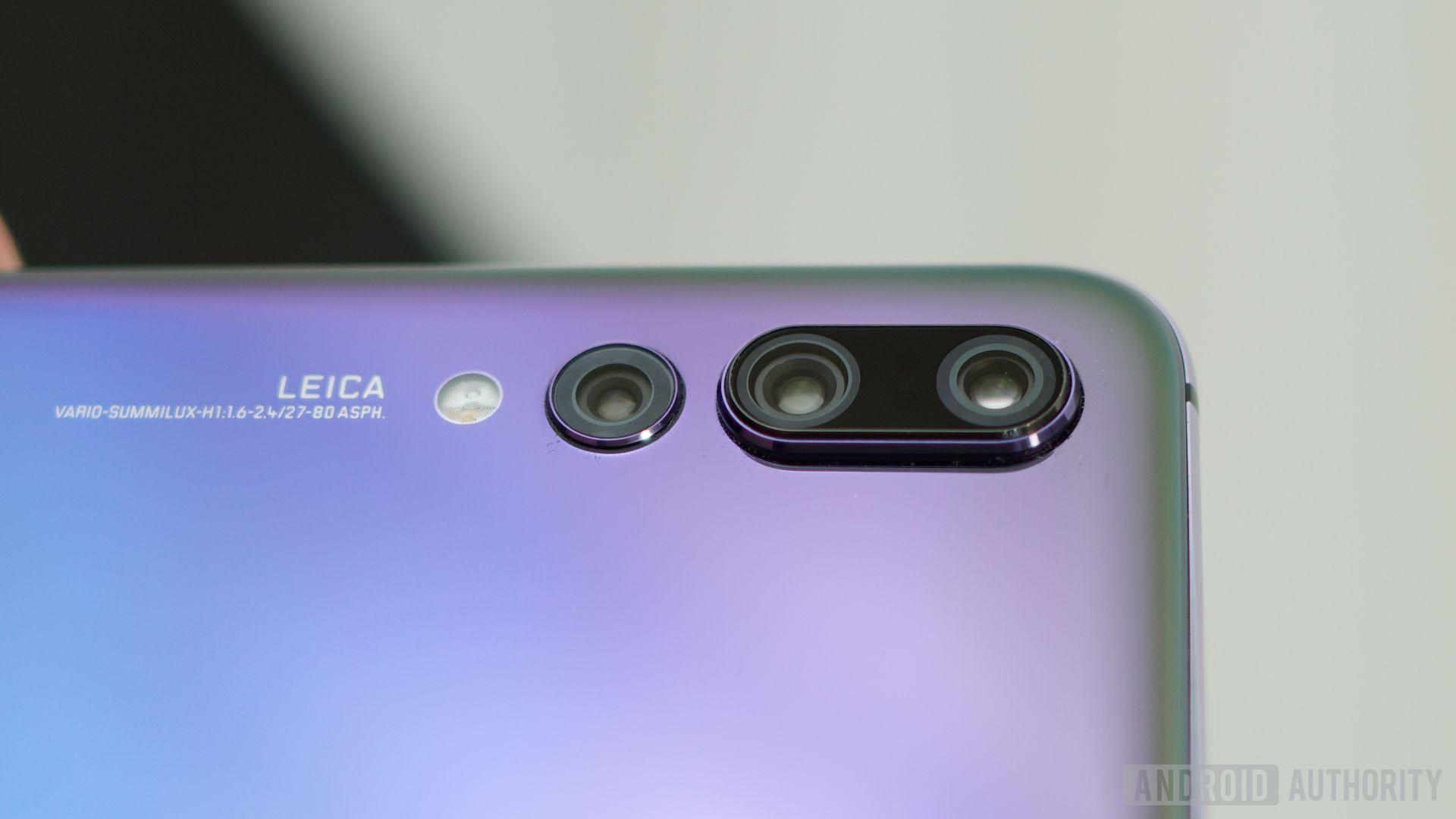 Huawei p20 pro update brings galaxy s9like automatic slo