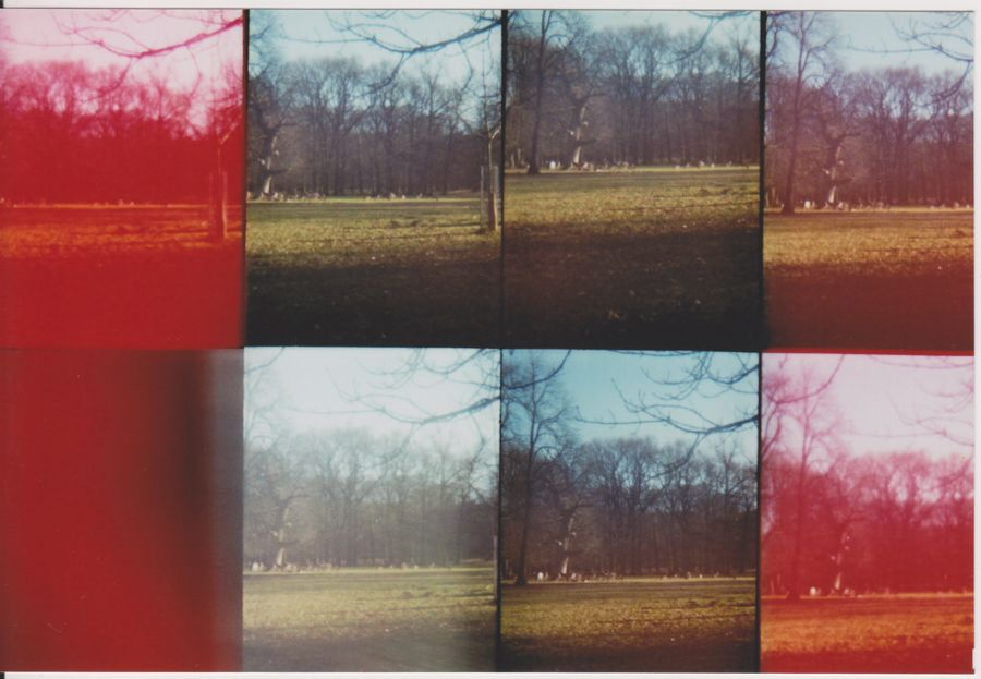 Berggarten-Lomo #hannover #lomografie #lomography #oktomat