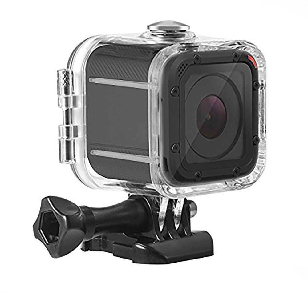 Waterproof Housing Case Protective Housing Shell Diving 45m With Bracket Accessories For Go Pro Hero5 Session Hero Sessio Water Proof Case Gopro Gopro Hero 5