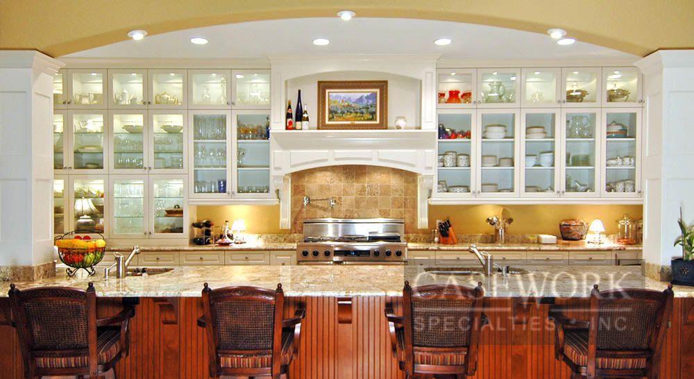 Custom Kitchen Cabinets Orlando | Built In Cupboards | Orlando, FL ...