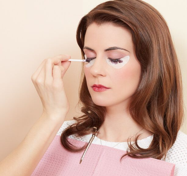Lash Brow Tint Service Benefit Cosmetics Hair Pinterest