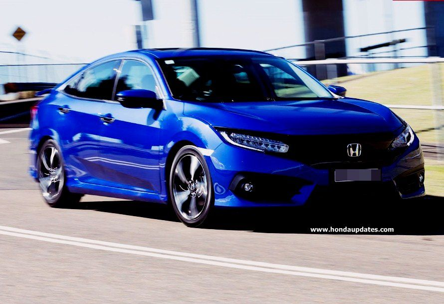 2020 Honda Civic Updates, Review, Rating and Price Honda