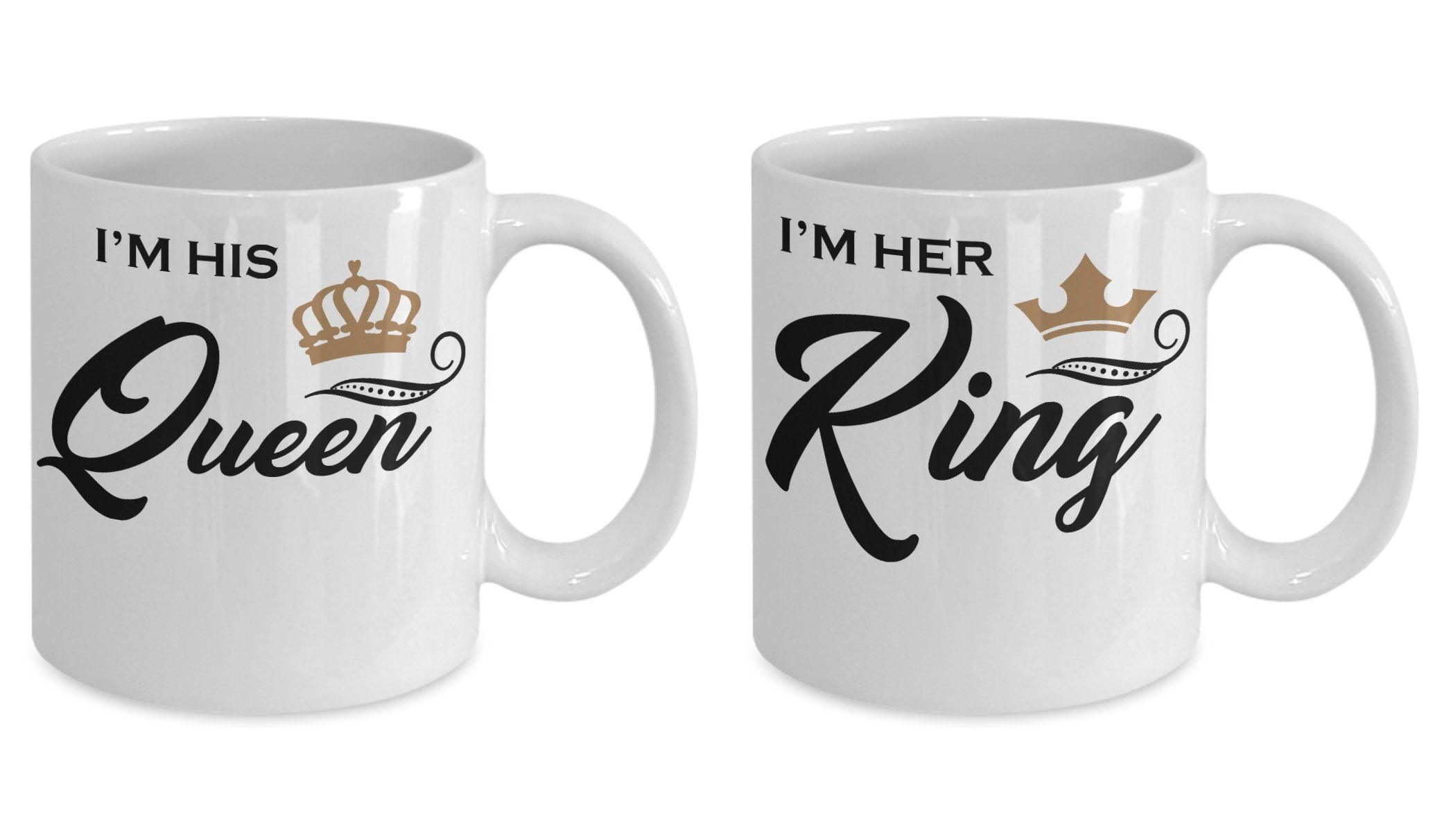 Couples coffee mug wedding gift engagement gift for her