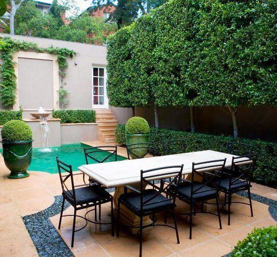 PATIOS DE INTERIOR | Patios, Diseño de patio y Decoracion de exteriores