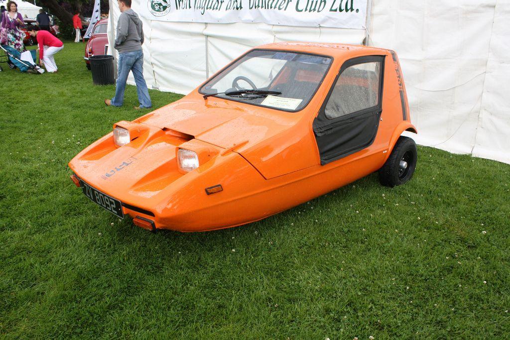 Bond Bug microcars 3wheelers Classic Cars Classic