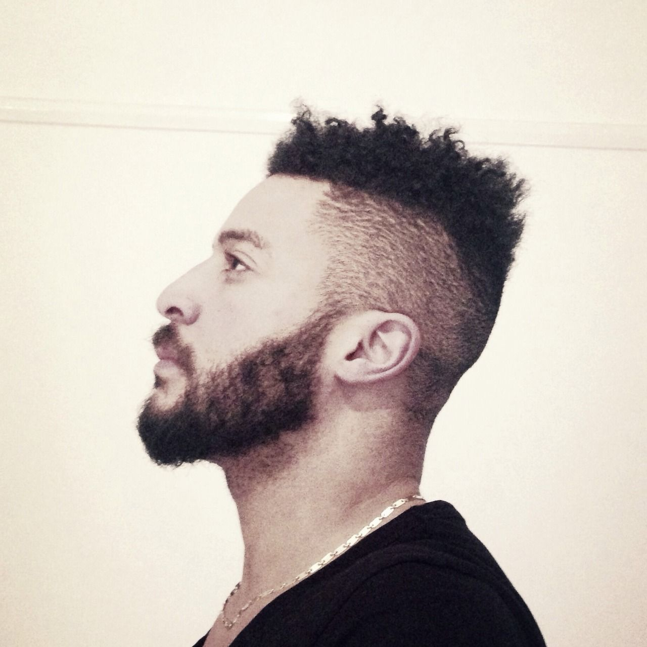 Mens haircuts with beards beardedandblack submitted by elv  black men haircuts