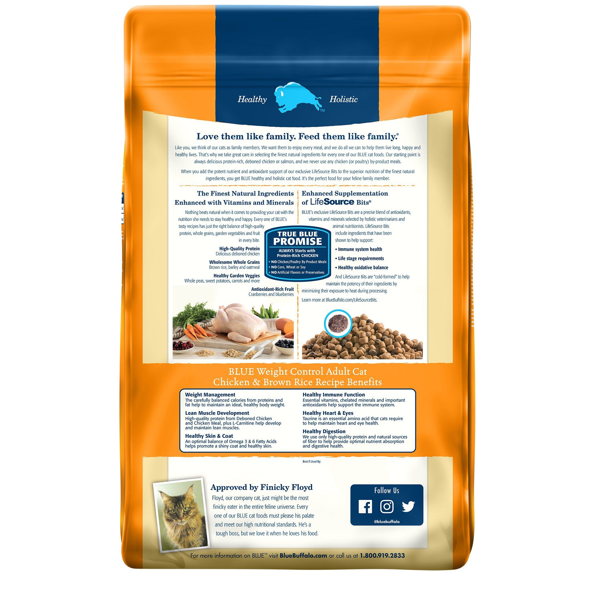 Proactive Health Adult Weight Control Dry Dog Food 7lb Bag