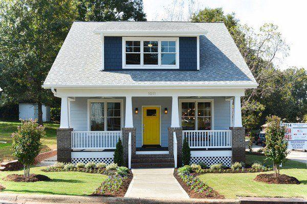 Craftsman House Exterior Design Ideas Shed Dormer Windows Ideas Bungalow Exterior House Exterior Craftsman House