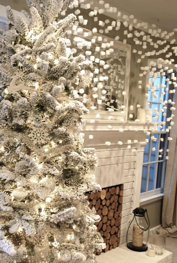 Decorating Mobile Home Interior Doors Homemade Christmas Decoration Ideas  Christmas Trees Decorated 600x894 Modern Luxury Homes