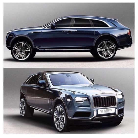 NEW ROLLS ROYCE SUV - Transportation