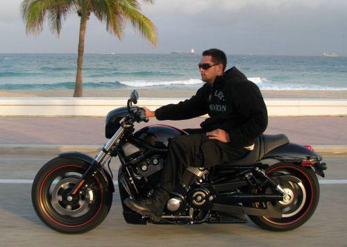 Widow Slip Ons For 2012 Harley Davidson Night Rod Special: 2008 Harley-Davidson Night Rod Special -- Rick