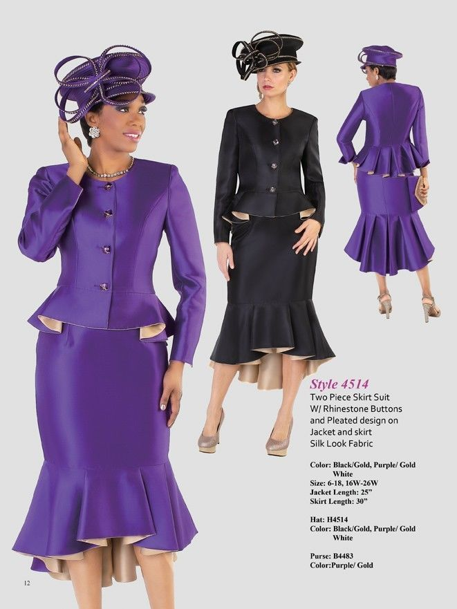 d71c45aa22d85 Tally Taylor Purple Black Gold Skirt Suit Church Wedding Mother of the  Bride  TallyTaylor  SkirtSuit  Formal