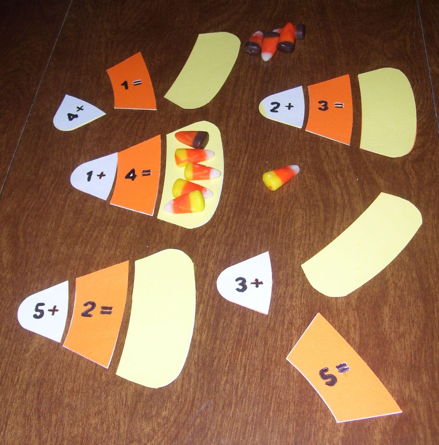 Candy Corn Math Teacherspayteachers Product