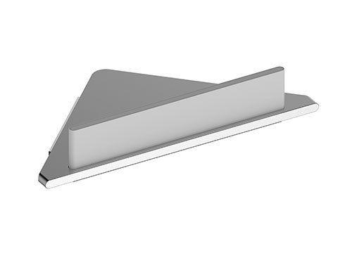 Corner Shower Plank + Wiser Edition 400 Keuco Vitasel