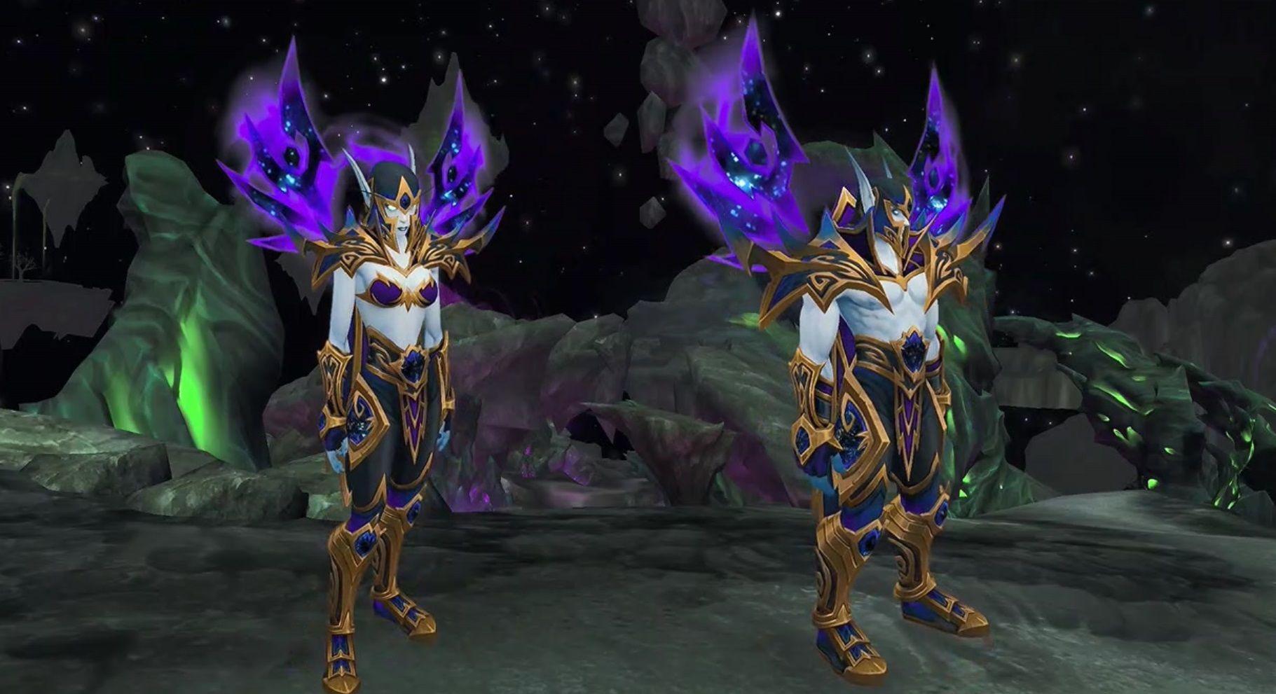 Wow Battle For Azeroth Bringt 6 Neue Spielbare Volker World Of Warcraft Bekommt 3 Neue Volker Pro Fraktion Wir Verraten E World Of Warcraft Elf Rassen