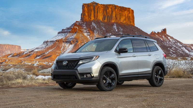 2020 Honda Passport Review Price Specs Features And Photos Honda Passport Honda Crossover Suv